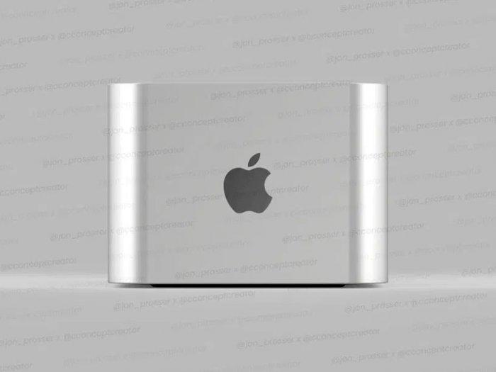 Mac Pro dengan Apple Silicon Kemungkinan Memiliki Ukuran Mirip Mac Mini!