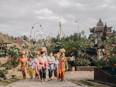 Soal Kemungkinan Dibukanya Kembali Pariwisata Bali, Ini Kata Menko Luhut