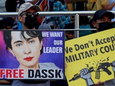 Dibebaskan Militer Myanmar, Jurnalis Jepang: Saya Baik-baik Saja!