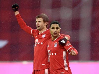 Sembuh dari Covid-19 dan Cedera Paha, Muller dan Gnabry Kembali Latihan dengan Bayern