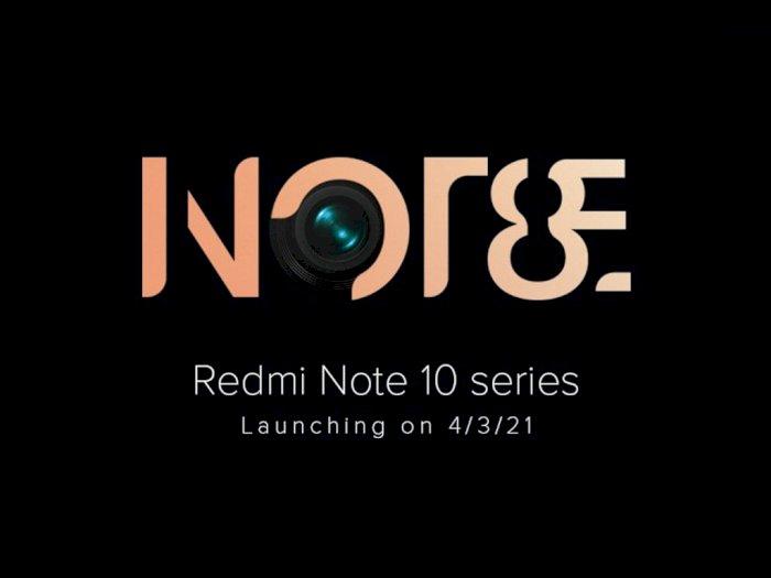 Resmi: Redmi Note 10 Series Bakal Hadirkan Kamera Beresolusi 108MP!