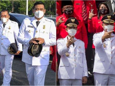 Jokowi Ngotot, Gibran & Bobby Nasution Terancam Menjabat Kurang dari 4 Tahun, Ini Sebabnya