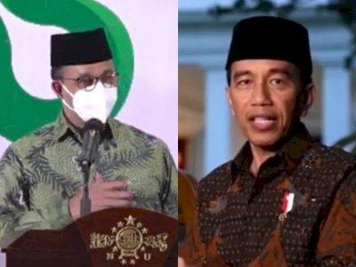Hadiri Harlah NU, Anies Baswedan Kirim Doa Mengejutkan Buat Jokowi, Singgung Soal Pandemi