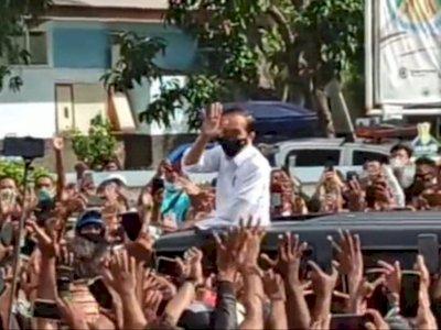 Laporan Kasus Kerumunan Presiden Jokowi Ditolak Bareskrim, Ini Penjelasan Mabes Polri