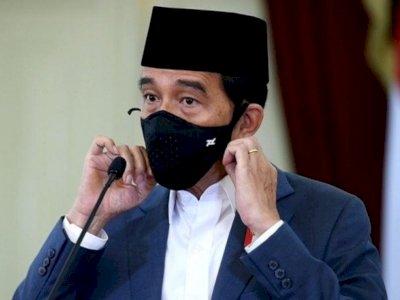 Demi Sukseskan Vaksinasi Massal, Presiden Jokowi Minta Dukungan NU
