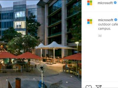 Akun Microsoft Tutup Kolom Komentar Diserang Haters, Sebut Netizen Indonesia Tak Sopan