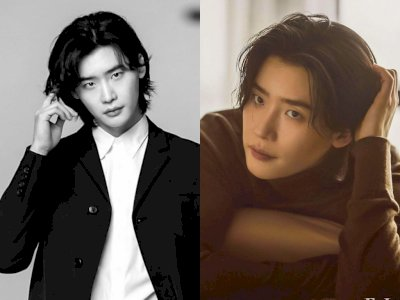 Lee Jong Suk Makin Tampan dengan Rambut Panjang, Fans Tak Sabar Nonton 'The Witch Part 2'