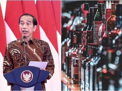 NasDem Dukung Perpres Jokowi Soal Izin Investasi Miras, Bisa Serap Tenaga Kerja