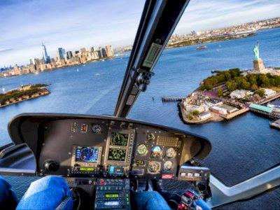 Tur Helikopter, Metode Liburan Menjelajahi Tempat Wisata Tak Terjamah