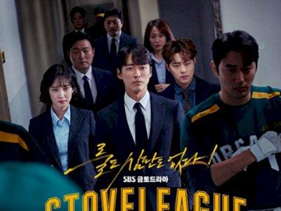 Sinopsis 'Hot Stove League' (2019) - Kisah Baek Seung-Soo, Manajer Umum Tim Impian Bisbol