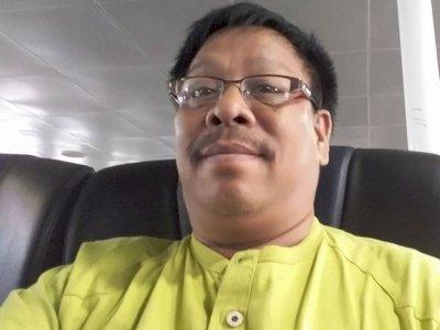 Sosok Pahrizal Hafni, Ketua DPRD Pasbar Diduga Tampar Sopir Truk & Ajudan Todongkan Pistol