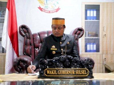 Ditunjuk Jadi Plt Gubernur Sulawesi Selatan, Andi Sudirman Ucapkan Innalillah