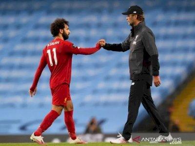 Jurgen Klopp Tak Meragukan Komitmen Mohamed Salah Untuk Liverpool