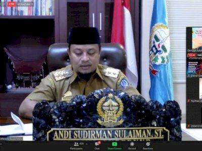 Plt Gubernur Sulawesi Selatan Fokus Evaluasi dan Perkuat Sistem Transparansi