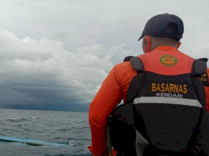 Dua Nelayan yang Terombang-ambing Akibat Mesin Mati di Perairan Kolaka Akhirnya Selamat