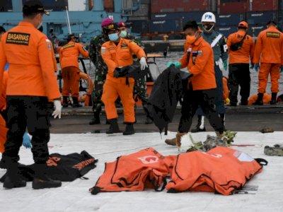 Satu Penumpang Sriwijaya Air SJ 182 Bernama Razanah Berhasil Diidentifikasi
