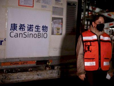 China Bikin Vaksin CanSino, Cuma Perlu Sekali Suntik, Ampuh Atasi Kasus Covid-19 Parah