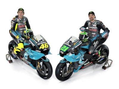 Inilah Spesifikasi Motor Rossi-Morbidelli dari Petronas Yamaha di MotoGP 2021!