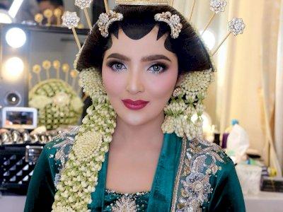 Unggah Foto Ala Pengantin Jawa, Ashanty Tuai Pujian Netizen: Cantiknya Gak Ada Obat