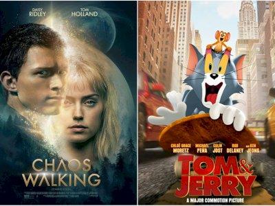 Rekomendasi Film Terbaru Tayang Maret 2021
