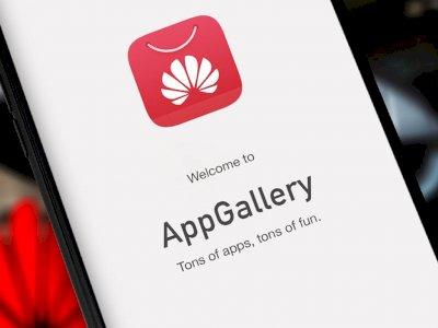 Huawei AppGallery Saat Ini Miliki Lebih dari 530 Juta Pengguna Aktif Bulanan