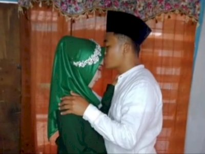 Viral Pengantin Nikah hanya 16 Bulan, Dipisahkan oleh Ibu Mertua yang Ngotot Nyuruh Cerai