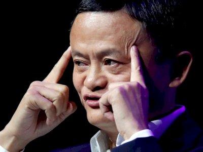 Jack Ma Bukan Lagi Orang Paling Kaya di China