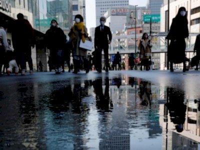 PM Jepang Mencabut Status Darurat Covid-19