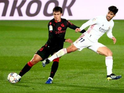 FOTO: Real Madrid VS Real Sociedad Imbang, Kedua Tim Berbagi Poin