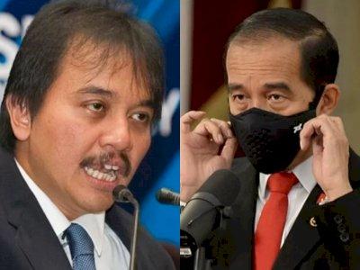 Aturan Dicabut, Roy Suryo Belum Puas, Minta Jokowi Pecat Oknum Pengusul Investasi Miras