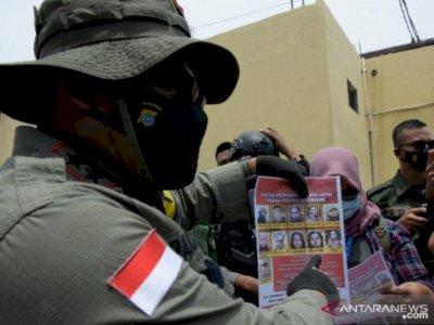 Merinding! Begini Kronologi Baku Tembak TNI-Polri vs Teroris MIT di Poso