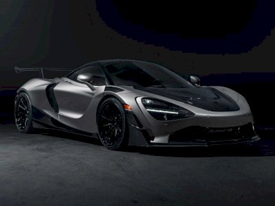 Melihat Tampilan McLaren 720S Custom dari SWAE dengan Tenaga 900HP!
