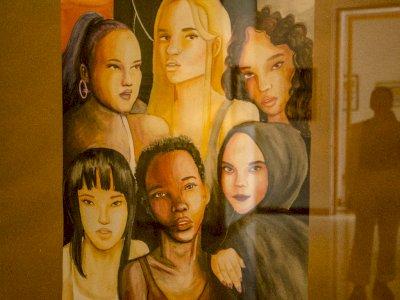 FOTO: Pemeran Seni Visual Guyang di Bandung