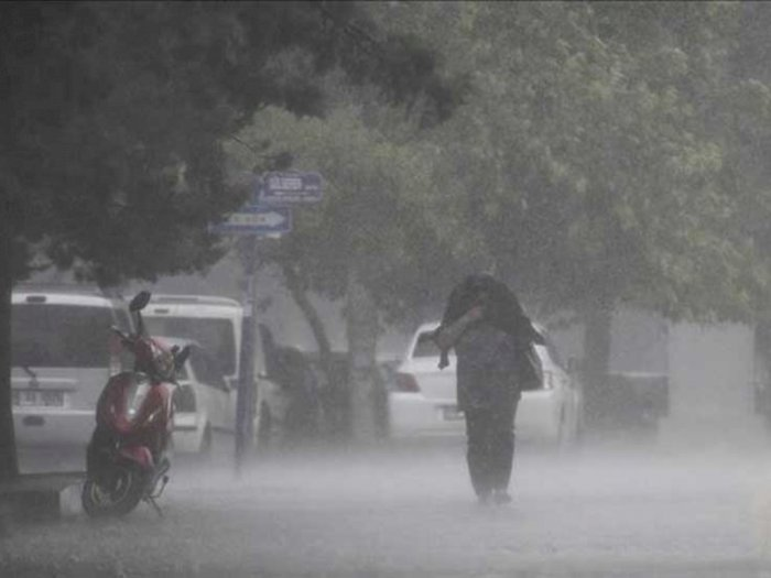 Ini Peringatan Dini dari BMKG untuk Daerah Berpotensi Hujan Lebat dan Angin Kencang