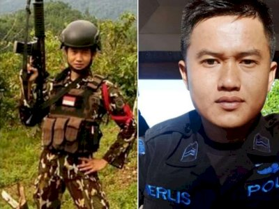 Sosok Briptu Herlis Personil Polisi yang Wafat, Kontak Tembak MIT Poso Gembong Ali Kalora