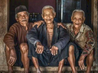 Kisah Persahabatan 3 Kakek Sejak Kecil Hingga Kini, Bikin Netizen Iri