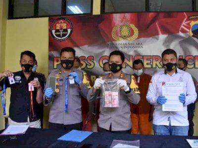 Peras Pejabat, 3 Wartawan Gadungan Diamankan Polisi, Mengaku Kenal dengan Jaksa Agung Muda