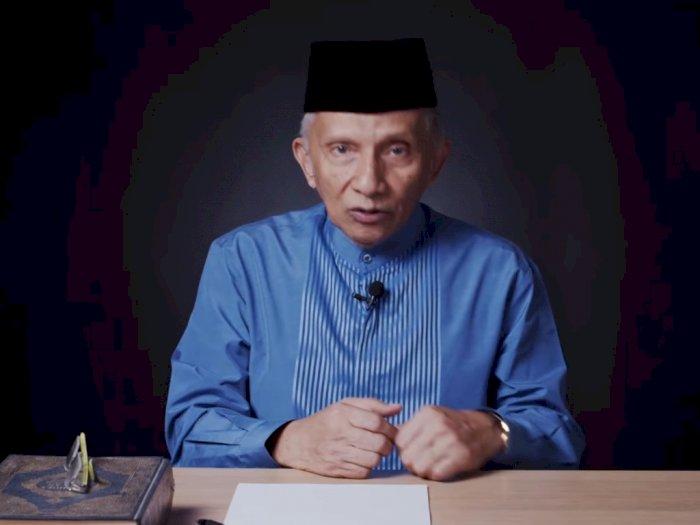 Amien Rais Akan Deklarasikan Partai Ummat, Tanggal 17 Ramadhan