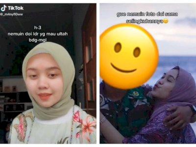 8 Bulan LDR Bandung-Magelang, Wanita Ini Dikejutkan Foto Mesra Pacar Bareng Selingkuhan