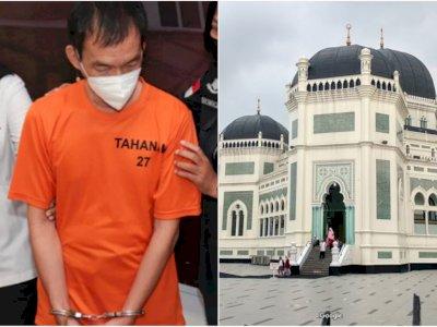 Mengejutkan Alasan Masuk Islam Jimmy Hendrawan Bos Pencabul 2 Karyawati Bank, Ini Kata Dia