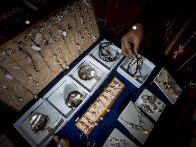 FOTO: Pameran Karya Kreatif Indonesia 2021 di Mataram