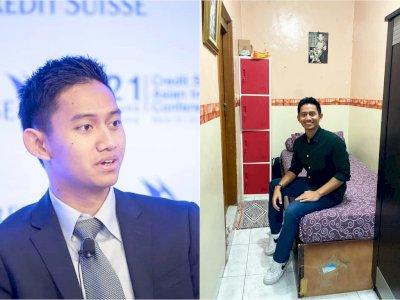 CEO Ruangguru Belva Devara Perlihatkan Kamarnya, Netizen Kagum dengan Kesederhanaannya