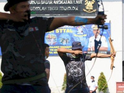 FOTO: Lomba Menyambut Dies Natalis Ke-55 STTAL