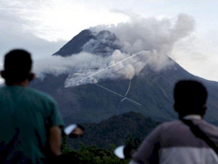 Butuh Waktu Puluhan Tahun untuk Pemulihan Kerusakan Hutan karena Erupsi Gunung Merapi
