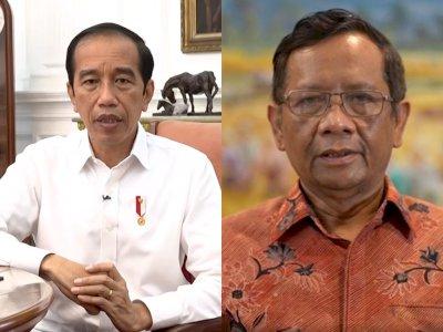 Jokowi Cabut Investasi Miras dan Gratiskan Vaksin, Mahfud MD: Pemerintah Tak Alergi Kritik