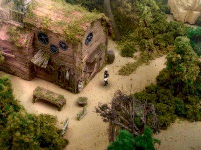 Fantasian, Game RPG dengan Dunia Diorama Buatan Kreator Game Final Fantasy!