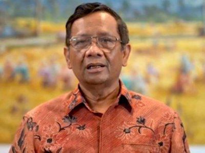 Perpres Miras Dicabut, Mahfud MD: Pemerintah Tidak Alergi Terhadap Kritik dan Saran
