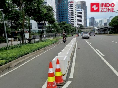 Polisi Sebut Pesepeda Wajib Melintas di Jalur Sepeda di Jakarta, Ada Pasalnya