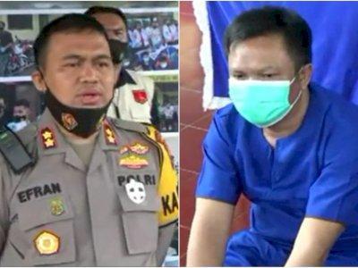 Korupsi Bansos COVID-19 Rp187 Juta untuk Main Judi, Kades Askari Terancam Hukuman Mati
