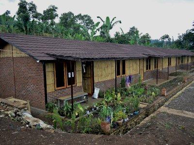 FOTO: Program Penanganan Permukiman Kumuh di Pedesaan